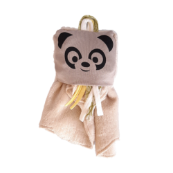 Doudou Dodyz Beige Panda